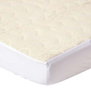 SUR-MATELAS Surmatelas  en laine polaire - Matelassé 150 x 200