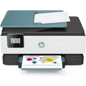 IMPRIMANTE HP OfficeJet 8015 A jet d'encre thermique 18 ppm 4