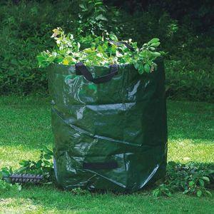 SAC À DÉCHETS VERTS  Sac à déchets verts - 272 L