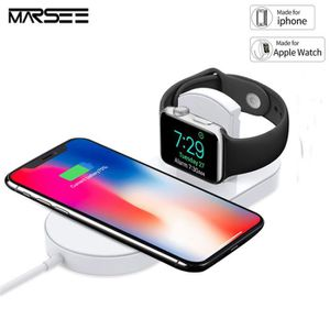 CHARGEUR TÉLÉPHONE Chargeur sans Fil pour iPhone XS/XR/X et Apple Wat