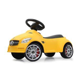 PORTEUR - POUSSEUR Petite voiture Porteur pousseur trotteur Mercedes