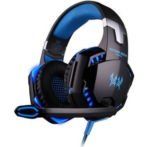 CASQUE - ÉCOUTEURS EACH G2000 3,5 mm Stereo Gaming casque casque avec