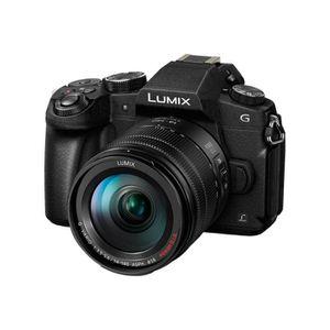 APPAREIL PHOTO HYBRIDE Panasonic Lumix G DMC-G80H Appareil photo numériqu
