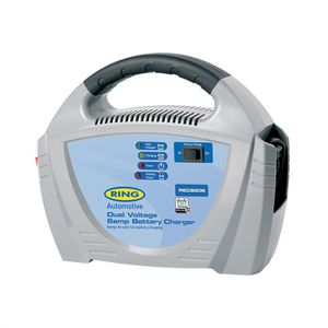 CHARGEUR DE BATTERIE Chargeur de batterie 6/12 Volts - 6 Amp - 70 AH