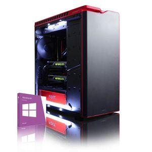 UNITÉ CENTRALE  VIBOX Legend 11 PC Gamer Ordinateur avec Jeu Bundl