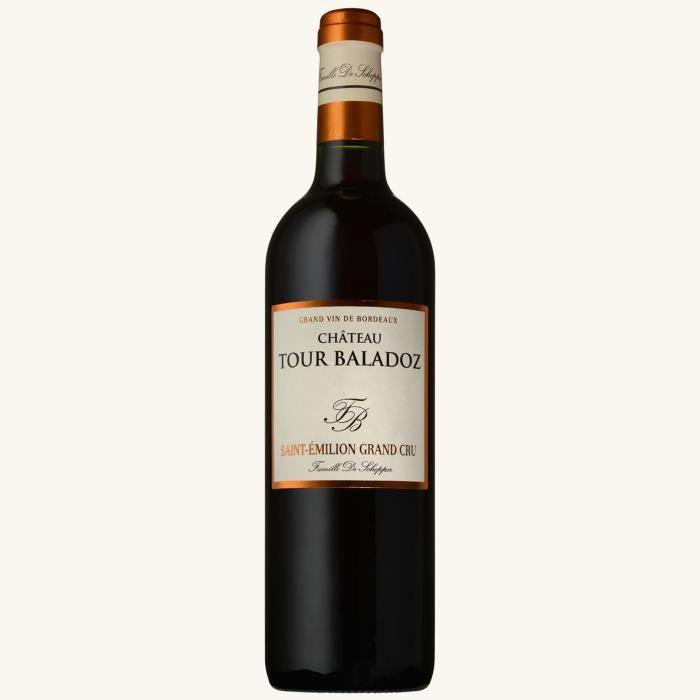 Saint-Emilion Grand Cru, Bordeaux, France - Château Tour Baladoz - vintage:2016 magnum