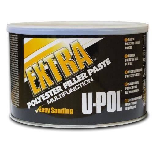 Mastic polyester 1kg UPOL UPOLE/1