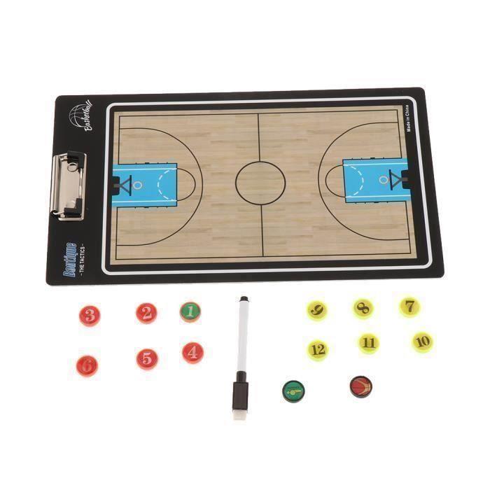 PANIER DE BASKET-BALL - PANNEAU DE BASKET-BALL Plateau de stratégie 1 pièce, stylo 1 pièce, 1 jeu d 'échecs (14 pièces)