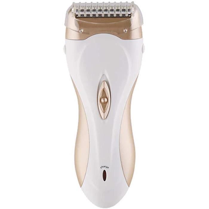 Rasoirs électriques femme XISURE Rasoir électrique pour Les Femmes, Lady Shaver Bikini Trimmer, sans Fil-Rechargeable ép 694702