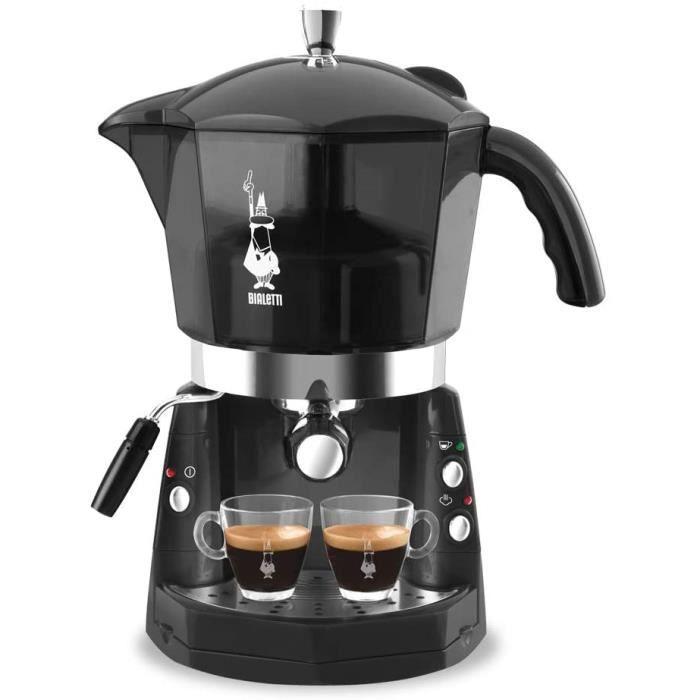 CAFETIERE Bialetti Mokona - Machine à café expresso, syst&egraveme ouvert (pour mouton, capsules bialetti et dose144