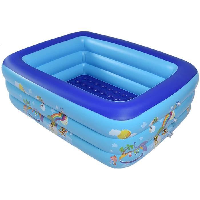Patau eoire onflable pour enfants piscine familiale hors sol pour les toutpetits adultes exteacuterieur jardin jardin dimen[364]