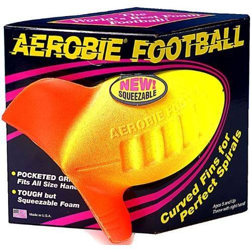 AEROBIE Balle Football Mixte Multicolore