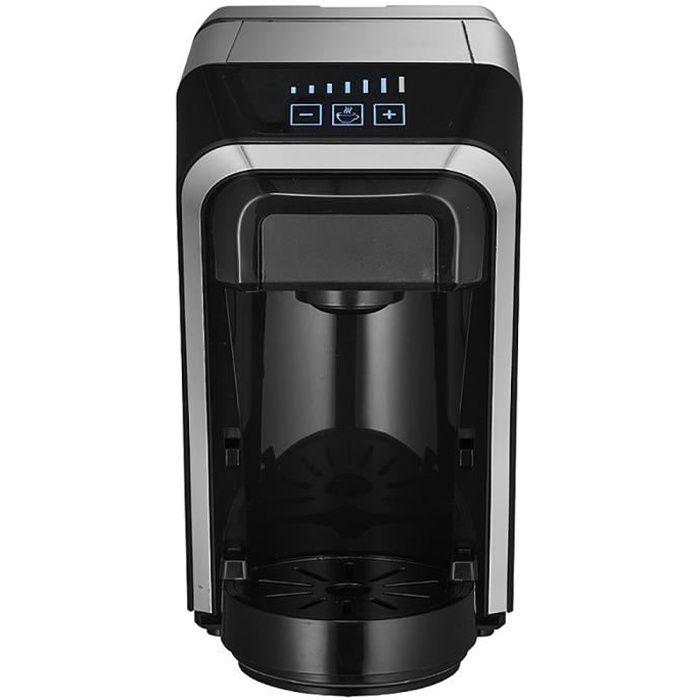 Lakeland 62120 machine a café 2 en 1 compatible Nespresso Gris foncé