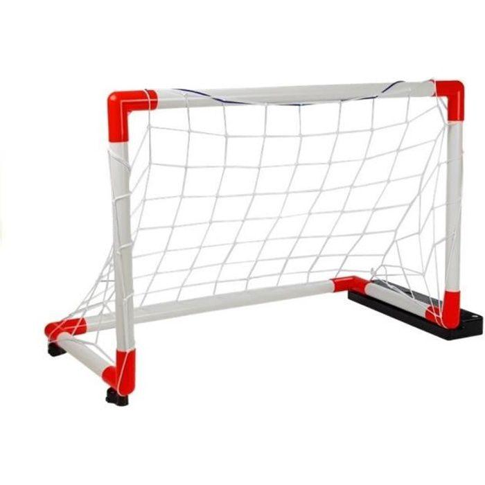SOCCER Mini but électrique avec ballon cage de football pour enfant