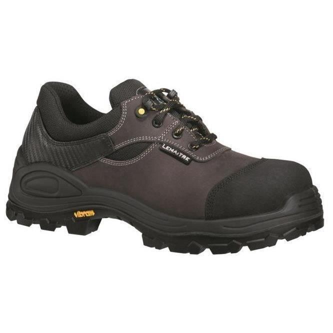 LEMAÎTRE TRAIL VIBRAM Chaussures de sécurité basse Lowwind S3 CI HI HRO SRC