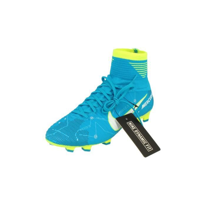 Nike Junior Mercurial Superfly V Df Njr FG Football Boots 921483 Soccer Cleats 400