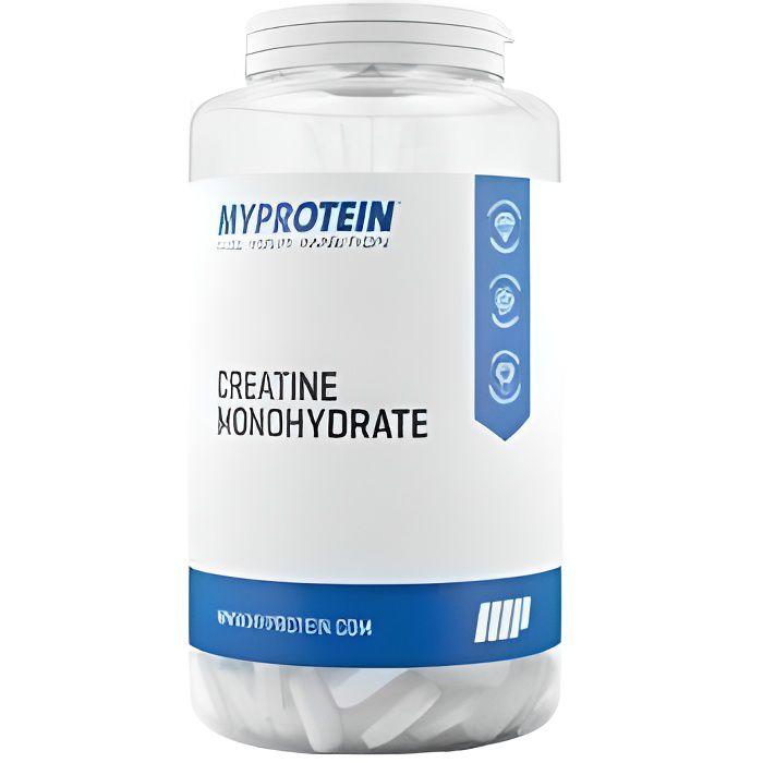 MyProtein Creatine Monohydrate Unflavoured - 250 tabs