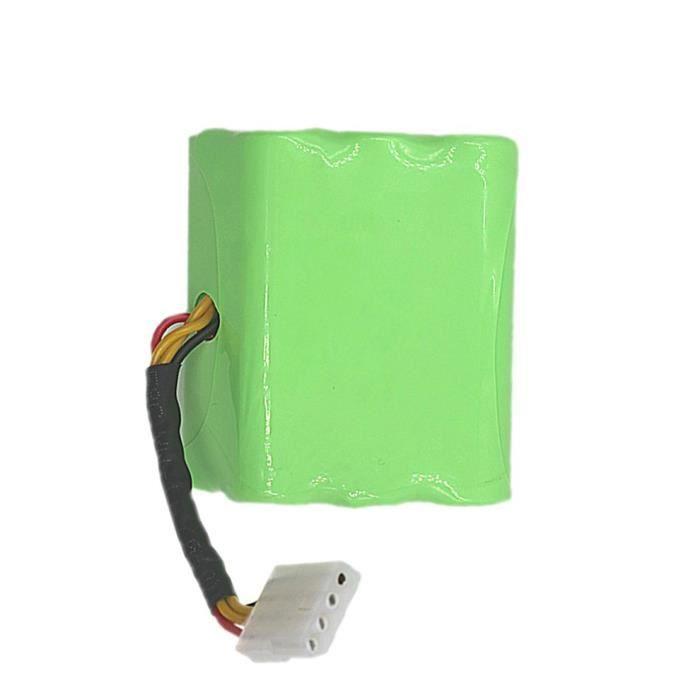 Batteries rechargeables Ni-mh 7.2V 3000mAh pour robot aspirateur Neato XV-11-12-14-15-21