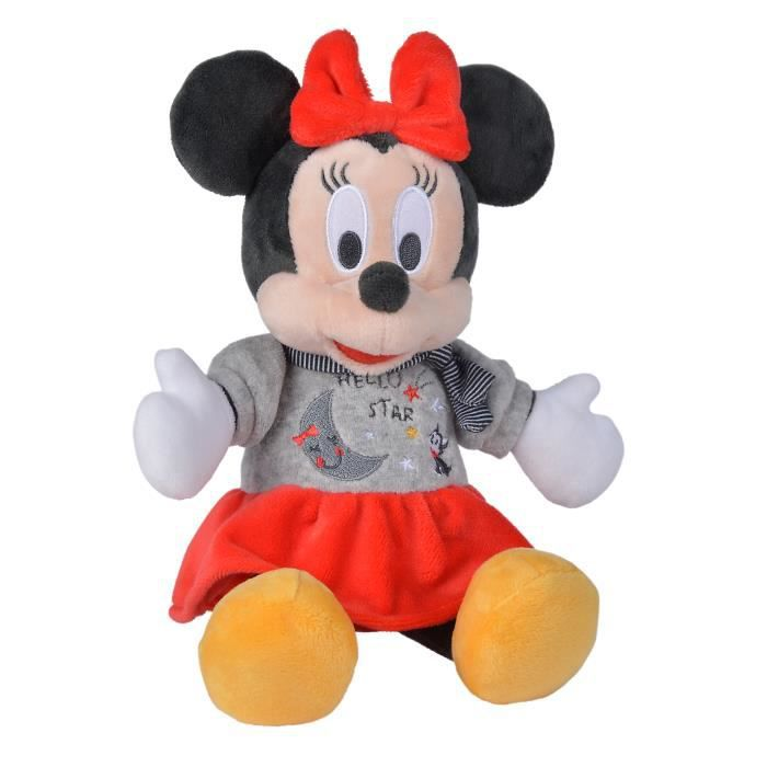 Disney -Peluche Minnie Starry Night (25cm)