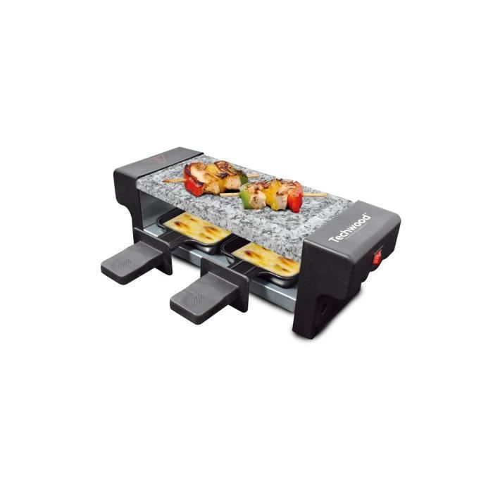 RACLETTE DUO + PIERRE TECHWOOD - TRD-336