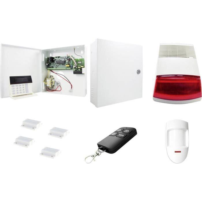 e-TIGER 6601001 Kit alarme S3B-S
