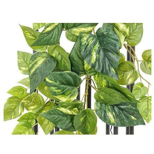 europalms 61208 plante de d coration pothos buisson guirlande vert 90 cm achat vente objet. Black Bedroom Furniture Sets. Home Design Ideas
