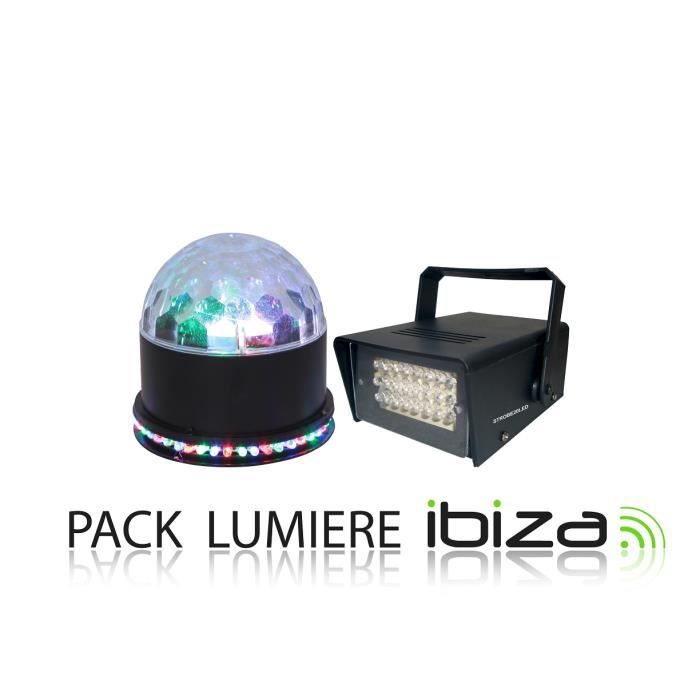 pack jeu de lumi re led f tes anniversaires pack lumi re avis et prix pas cher cdiscount. Black Bedroom Furniture Sets. Home Design Ideas