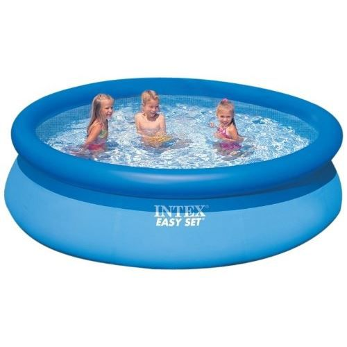 Intex 56920fr piscine piscinette easy set achat for Piscine easy set