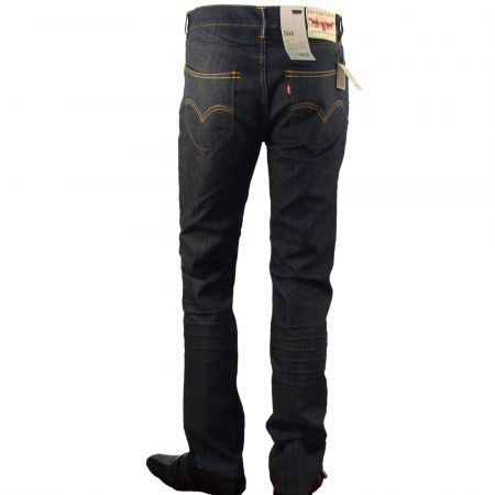 Jeans denims hommes levis 504 re bleu bleu achat vente jeans cdiscount - Levis ceo explains never wash jeans ...