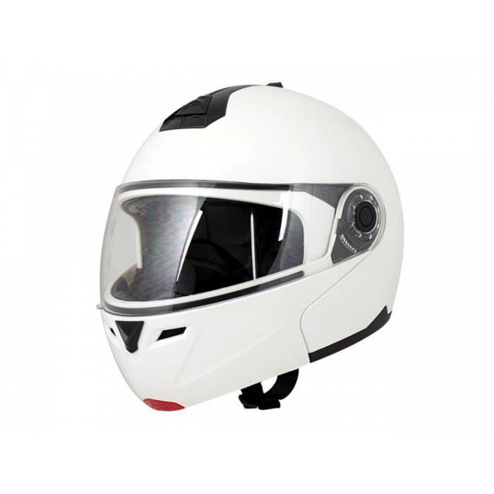 CASQUE MOTO SCOOTER CASQUE MOTO INTÉGRAL MODULABLE BOOST B910