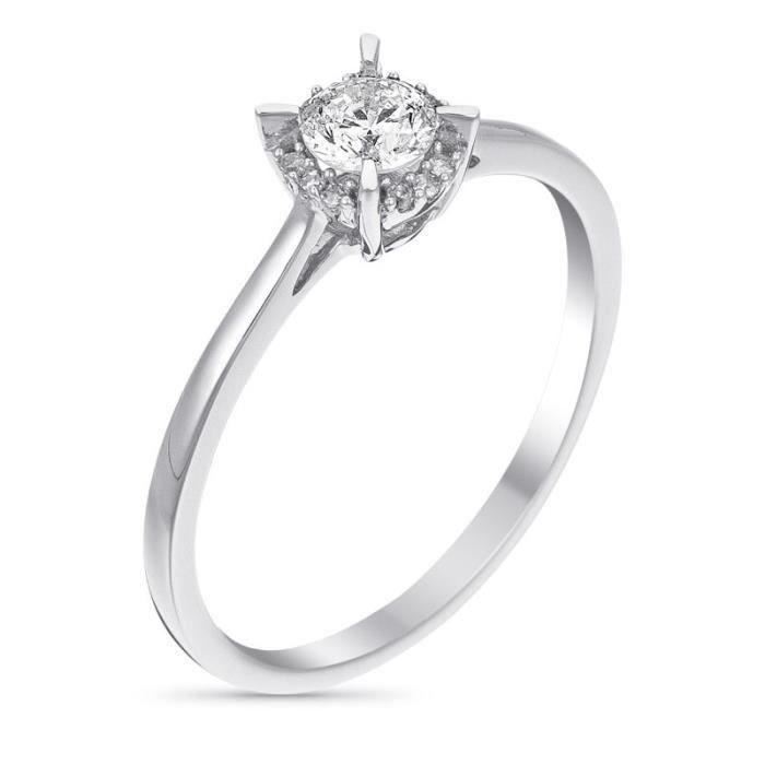 bague diamant 10 carat