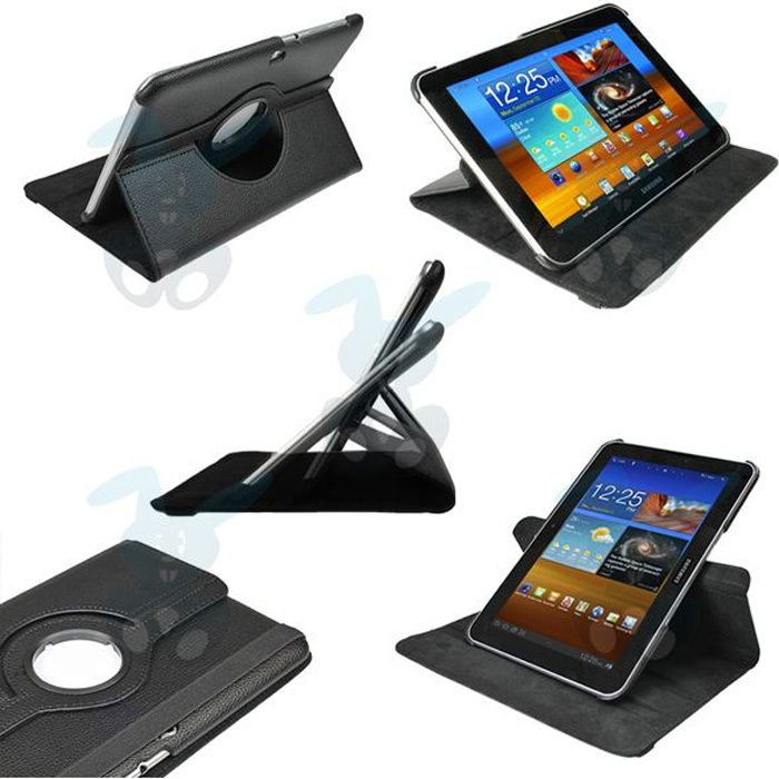 Etui coque tablette samsung galaxy tab 2 10 1 etui achat for Housse tablette samsung