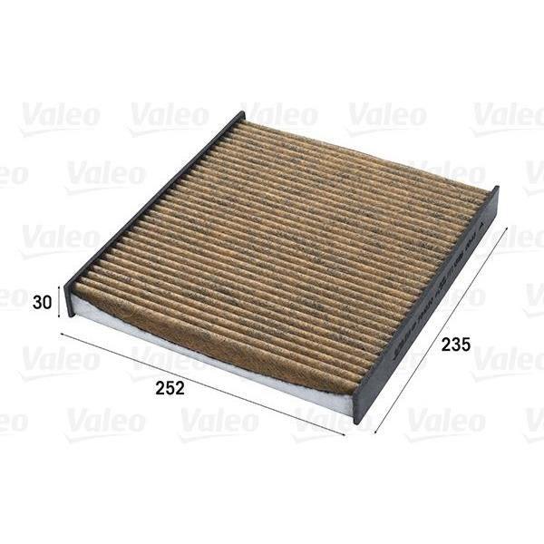 NEUF PURFLUX filtre à charbon actif-AHC245-2 garantie de 12 mois!