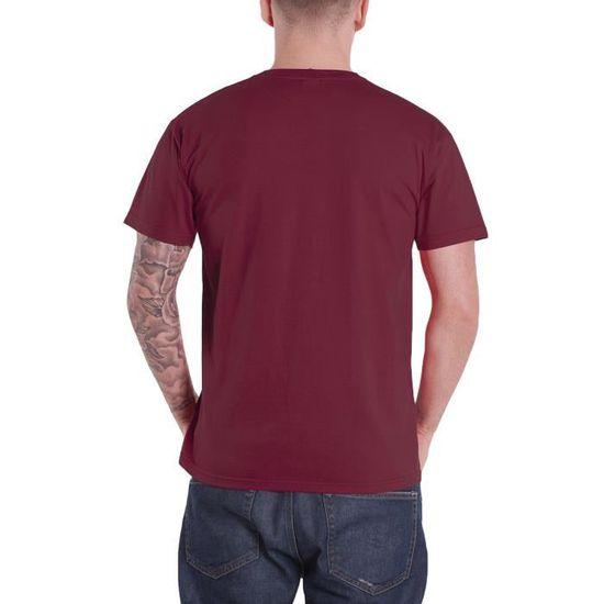 Of Mice /& Men T Shirt Genuine Band Logo Nouveau Officiel Homme