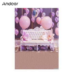 FOND DE STUDIO Andoer 1.5 * 2.1 m Fête D'anniversaire Photographi