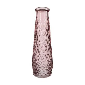 VASE - SOLIFLORE Atmosphera - Lot de 3 vases soliflore verre D, 7 x