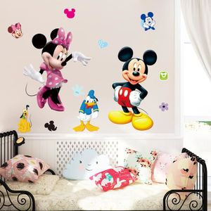 STICKERS mickey mouse mickey minnie stickers muraux