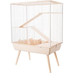CAGE Cage Neo Cosy Grands Rongeurs Beige