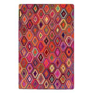 TAPIS TAPIS multicolore 120x180 - GYSPY