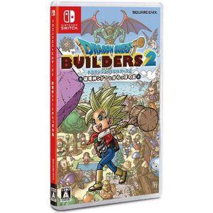 JEU NINTENDO SWITCH Square Enix Dragon Quest Builders 2 Hakaishin Sido