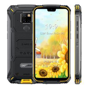 SMARTPHONE DOOGEE S68 Pro Smartphone Incassable Helio P70 Oct