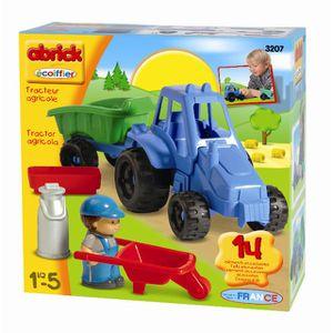 ASSEMBLAGE CONSTRUCTION Tracteur Agricole