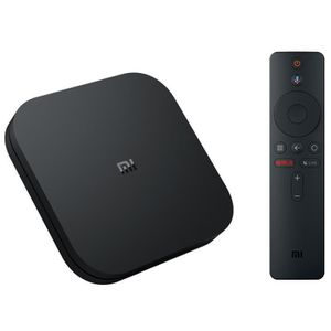 BOX MULTIMEDIA XIAOMI Mi TV Box S 4K ultra HD - 2Go + 8Go