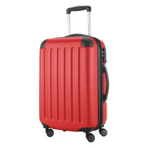 VALISE - BAGAGE Hauptstadtkoffer Bagages à main 42 litres rouge
