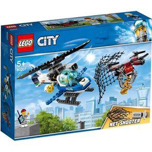 ASSEMBLAGE CONSTRUCTION LEGO® City 60207 Le drone de la police