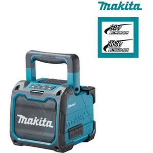 RADIO DE CHANTIER Enceinte Bluetooth de chantier Makita DMR200
