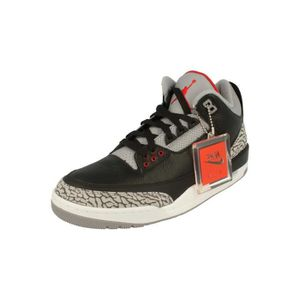 BASKET Nike Air Jordan 3 Retro Og Hommes Hi Top Basketbal 9b46a9ab4f86