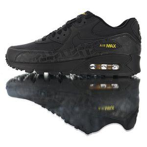 "BASKET Nike Baskets Air Max 90""Black/Amarillo/Yellow Chau"