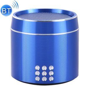 ENCEINTE NOMADE Mini enceinte Bluetooth bleu pour iPhone, Samsung,
