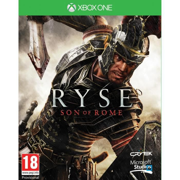 JEUX XBOX ONE Ryse : Son Of Rome Jeu XBOX One
